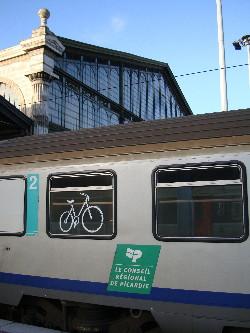 Certains TER seraient reportés à Roissy plutôt qu'à la Gare du Nord, photo Philippe-Enrico Attal