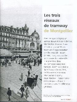 Historail N°24 Trams de Montpellier
