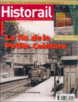 Historail n°23, la Fin de le Petite-Ceinture, photo Philippe-Enrico Attal