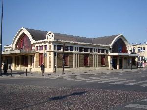 La gare de Pont-Cardinet sera bientôt en correspondance avec la ligne 14, photo Philippe-Enrico Attal