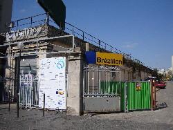 La gare de Vincennes sur la Petite-Ceinture (photo Philippe-Enrico Attal)