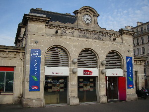Le RER E sera-t-il en correspondance avec la ligne C à la Porte Maillot, photo Philippe-Enrico Attal