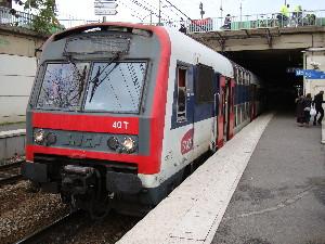 Le matériel des RER C & D sera rénové avec l'emprunt à la BEI, photo Philippe-Enrico Attal
