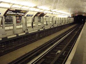 Portes Palières Pour La Ligne Du Métro Parisien Transports Urbains - Portes palières